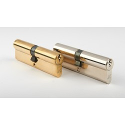 Polished Brass Cylinders
