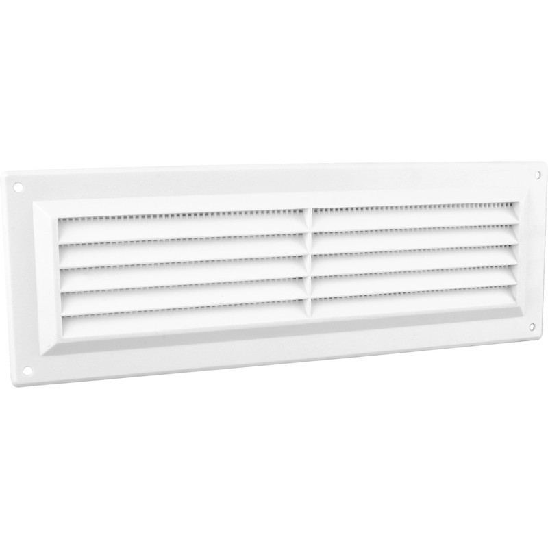 "Louvre Vent Flyscreen 9"" x 3"""